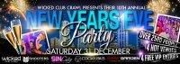 Wicked Club Crawl Gold Coast NYE 2016