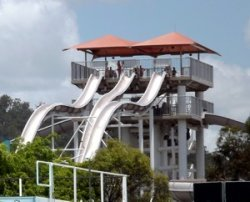 Mach 5 at Wet n Wild
