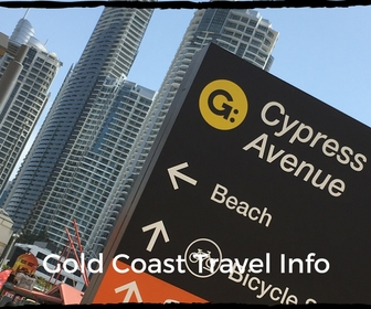 Travel Info for Gold Coast Australia
