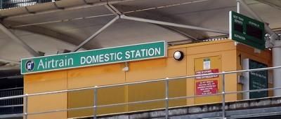 Airtrain at Brisbane Airport