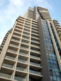 Artique building in Surfers Paradise