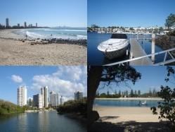 Australian Gold Coast Suburbs