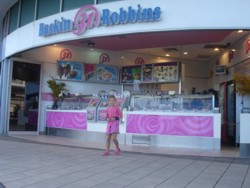 The biggest question when going to Baskin Robbins is what shall I choose? Why not taste test!