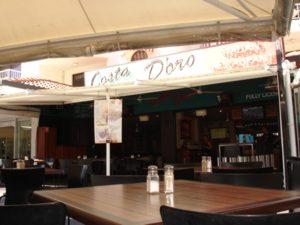 Costa D'Oro Surfers Paradise Italian Restaurant