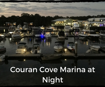 Couran Cove Resort Marina