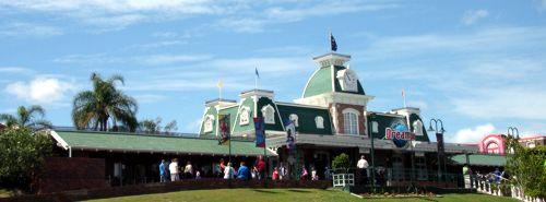 Entrance to Dreamworld Gold Coast