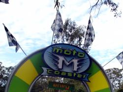 Motocoaster sign