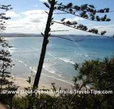 Family friendly Gold Coast beach