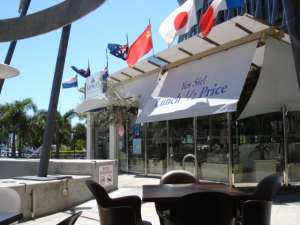 Georges Paragon Southport Seafood Restaurant