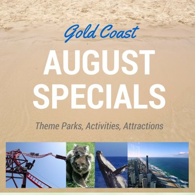 Gold Coast Holidays in August - Deals and Specials