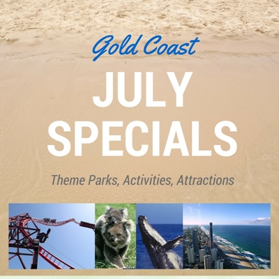 Gold Coast Holidays in July - Deals and Specials