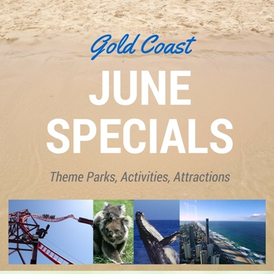 Gold Coast Holidays in June - Deals and Specials