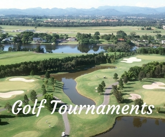 Golf Tournaments On Gold Coast
