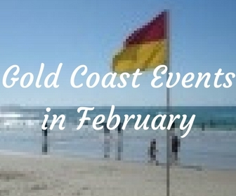 Gold Coast events in January