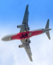 JetStar Flights To Gold Coast Airport & Brisbane Airport