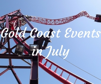 Gold Coast events in July