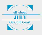 Find out about July in Gold Coast