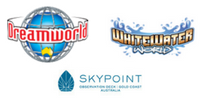3 Day Tickets for Dreamworld, WhiteWater World and SkyPoint