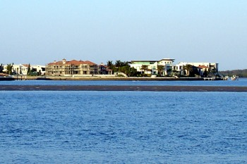 Luxury Homes on Sovereign Islands Gold Coast