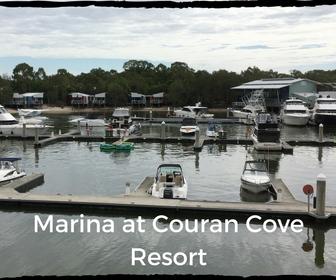 Stay at Couran Cove, it has all the facilities and a great marina.
