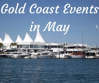 Gold Coast events in May