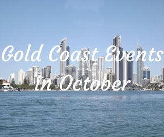 Gold Coast events in October