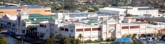 Pacific Fair Shopping Centre complex.
