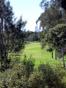 Palm Meadows Golf Course is only one of many choices for a golfing vacation