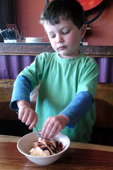 Places To Eat Out With Kids need to be... child friendly!