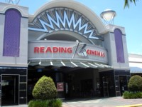 Reading Cinema Harbour Town in case you get bored with shopping!