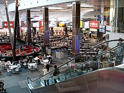 Robina Town Centre new food court