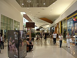 Robina Town Centre Shopping