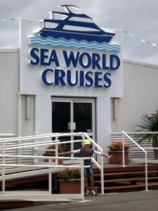 Sea World Whale Cruise Terminal