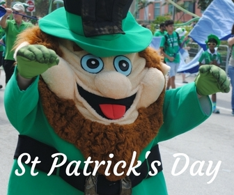 St Patrick's Day Activities on Gold Coast