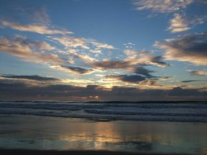 Sunrise at Mermaid Beach