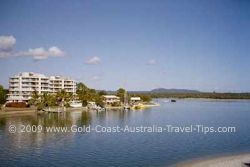 Staying on the Sunshine Coast at Noosa.