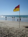 Always swim between the Surf life saver flags
