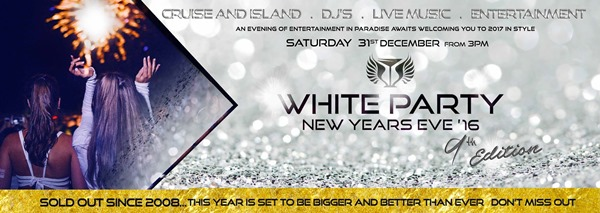 White Party Gold Coast NYE 2016