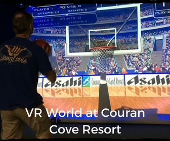 VR World Virtual Reality Sports - Basketball