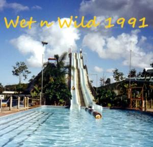Wet n Wild 1991