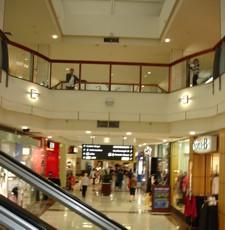 Inside Australia Fair Shopping Centre