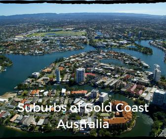 Gold Coast Australia Suburbs