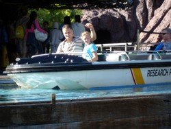 Bermuda Triangle Ride at Sea World