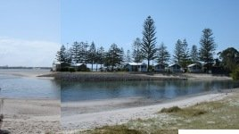 Broadwater Tourist Waterfront Cabins Southport