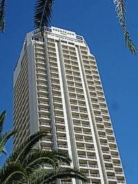 Courtyard By Marriott Hotel in Surfers Paradise