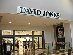 David Jones Store at Robina