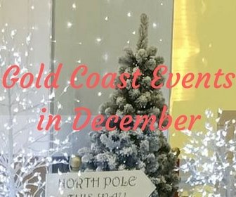 Gold Coast events in December