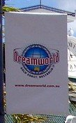 Dreamworld Gold Coast Australia is famous for its big thrill rides and tigers!
