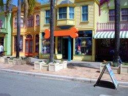 Dreamworld shops seem to be everywhere!