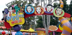 Welcome to Wiggles World.